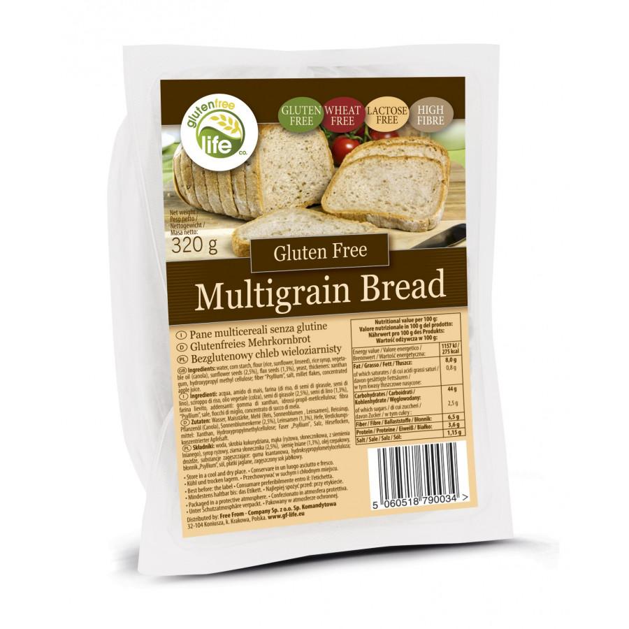 GFL Chleb wieloziarnisty bezglutenowy