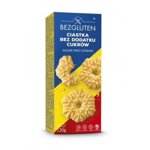 Kekse ohne Zuckrtzusatz Glutenfreie  Enthalten die Substanz Süßstoff: Xylit.