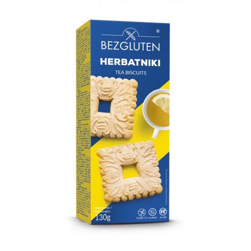 Glutenfreies Teegebäck