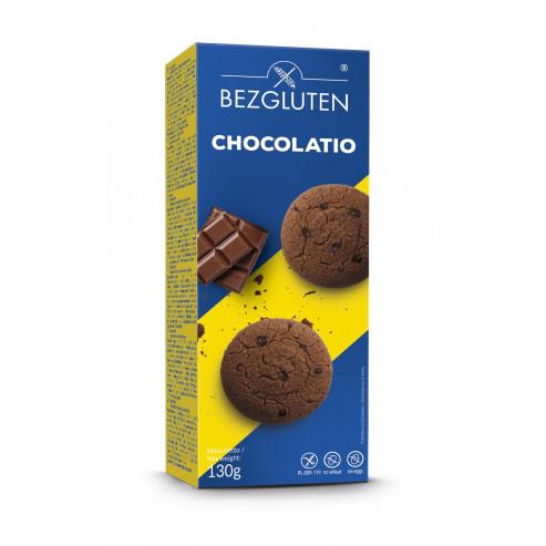 Chocolatio – glutenfreie Schokokekse