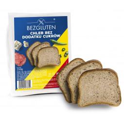 Glutenfreies Brot ohne Zucker - Brot mit MHD bis 12.08.2020