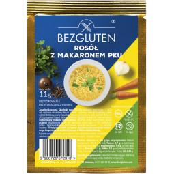Eiweißarme Nudel Suppe PKU
