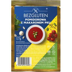 Eiweißarme Tomatensuppe Nudel Suppe PKU
