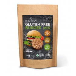 Glutenfreier VEGAN BURGER MIX