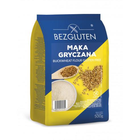 Mąka gryczana bezglutenowa - 500g