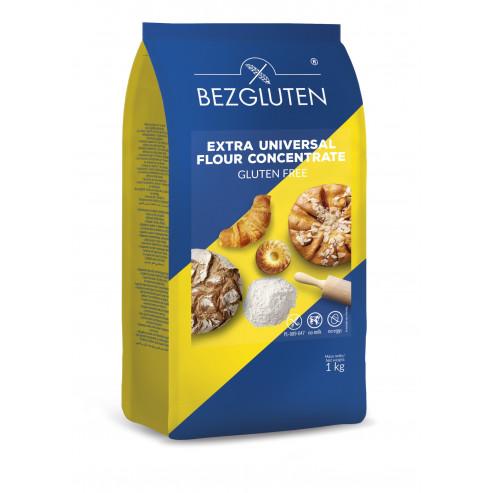 Glutenfreies Mehl Extra Universalkonzentrat 1kg