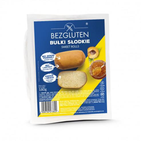 Suße Brötchen Glutenfreie