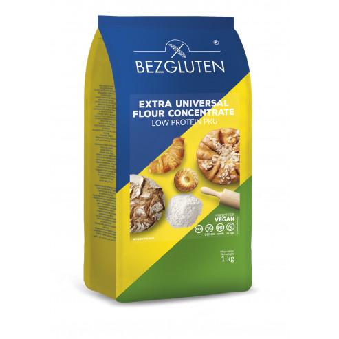 Eiweißarmes Mehl Extra  Universalkonzentrat PKU - 1kg