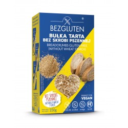 Glutenfreie Semmelbrösel (ohne Weizenstärke)