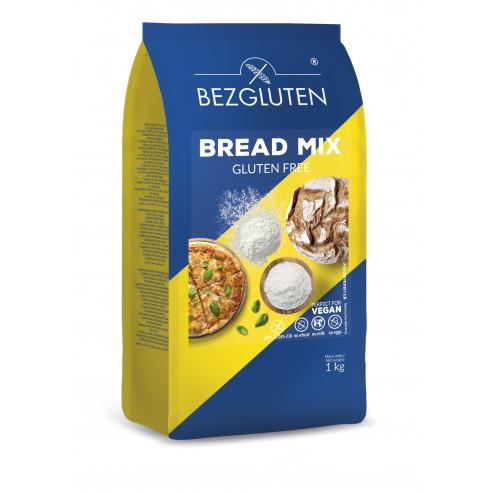 BROTMISCHUNG /BREAD MIX/ - GLUTENFREIE MISCHUNG FÜR BROT UND PIZZA 1,0 kg