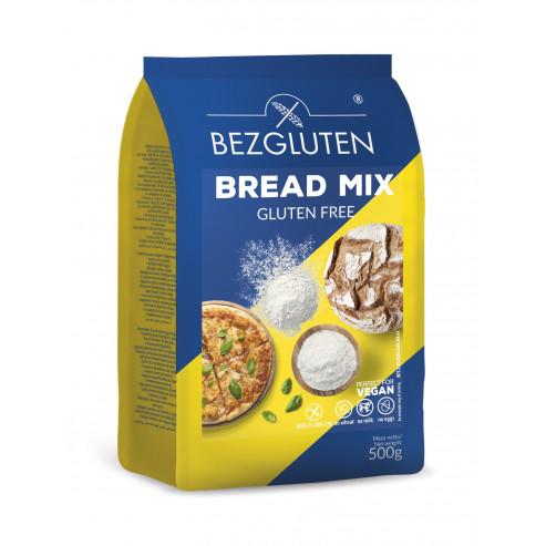 BROTMISCHUNG /BREAD MIX/ - GLUTENFREIE MISCHUNG FÜR BROT UND PIZZA 0,5 kg